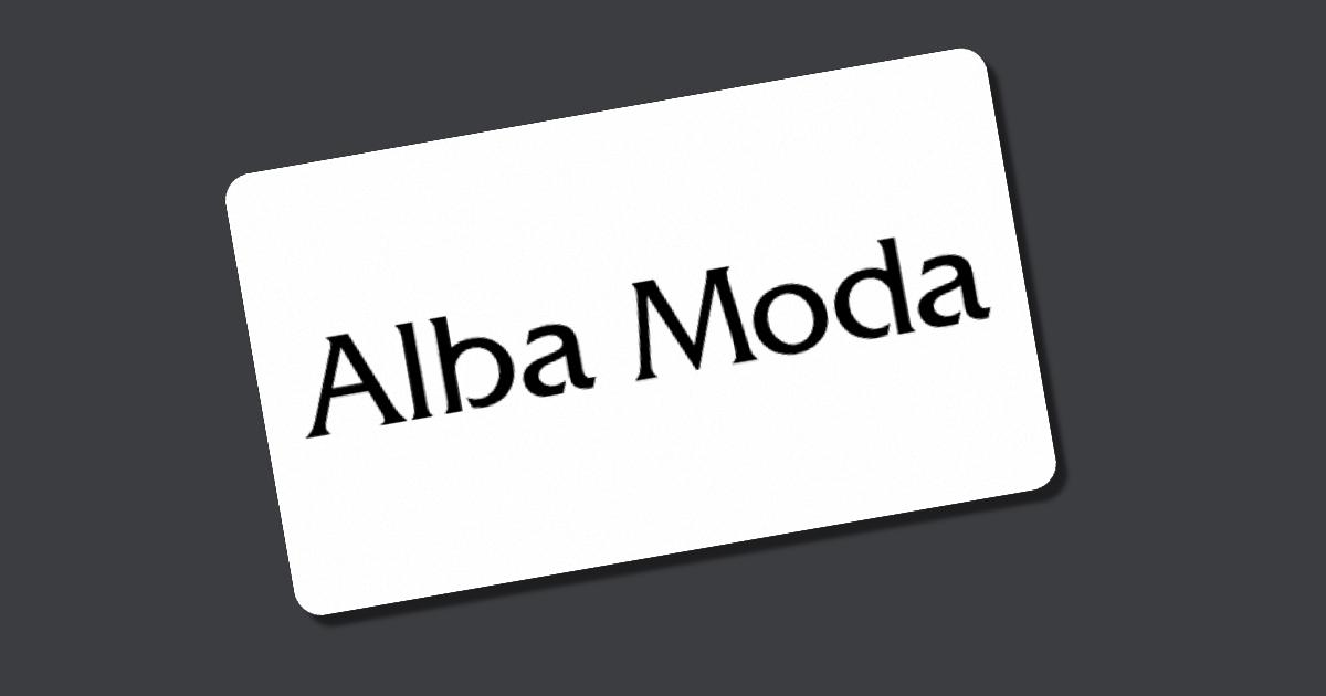 Albamoda Gutschein