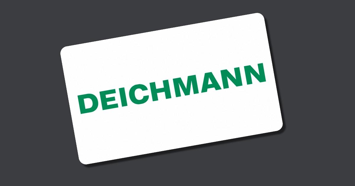Deichmann Gutschein 2017