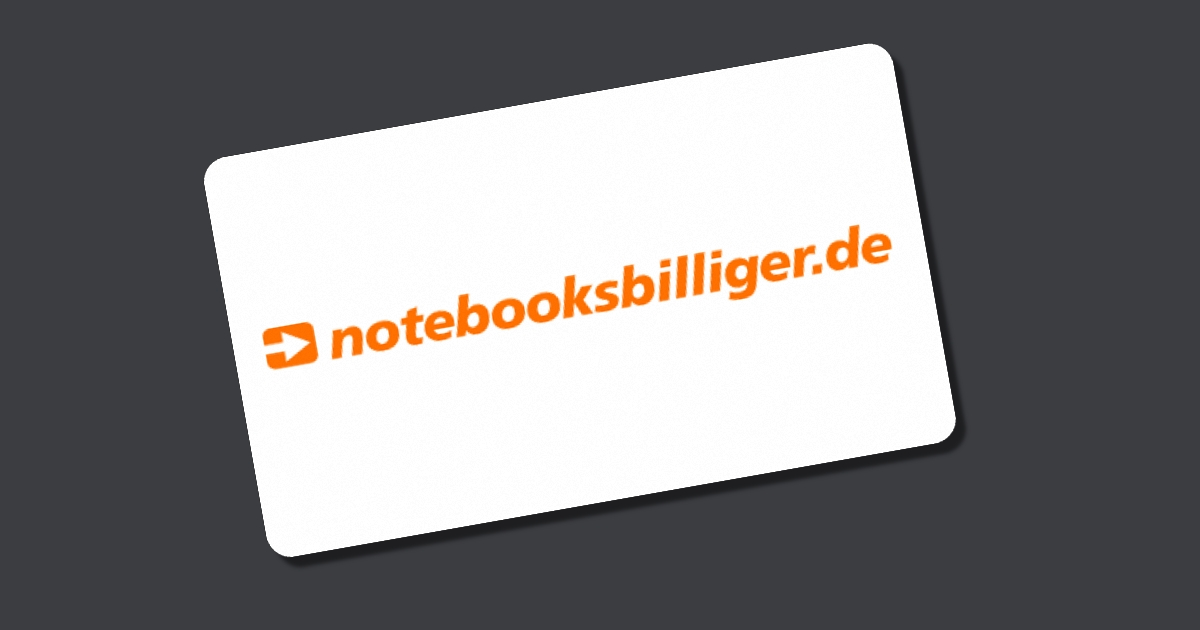 Www Notebooksbilliger De Gutschein