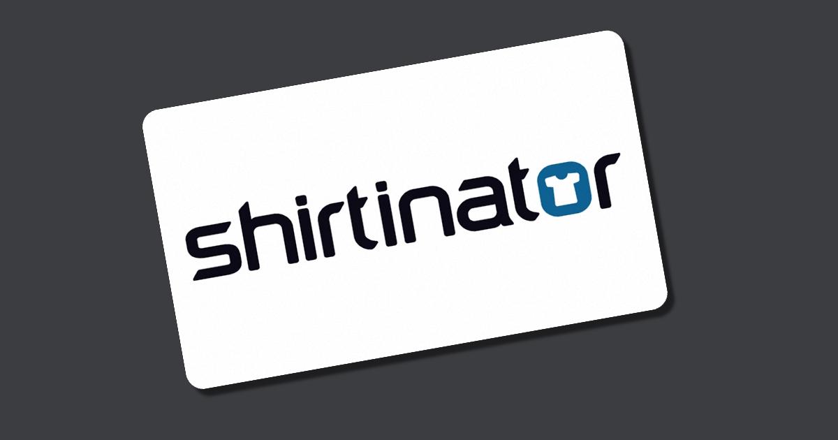 Gutscheincode Shirtinator