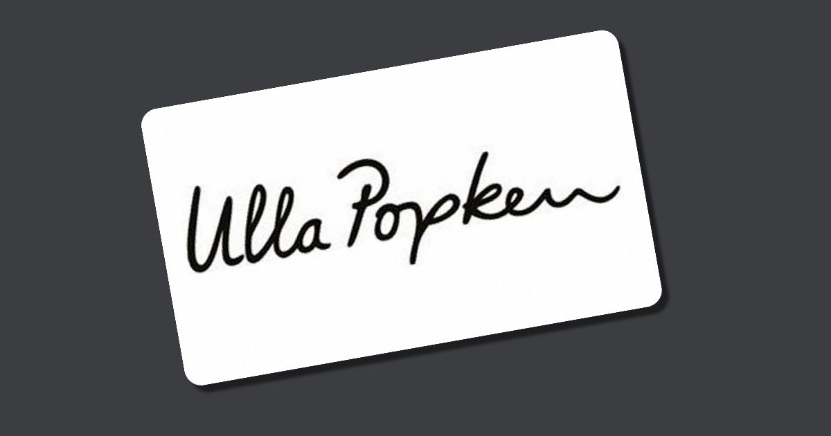 Ulla Popken Newsletter