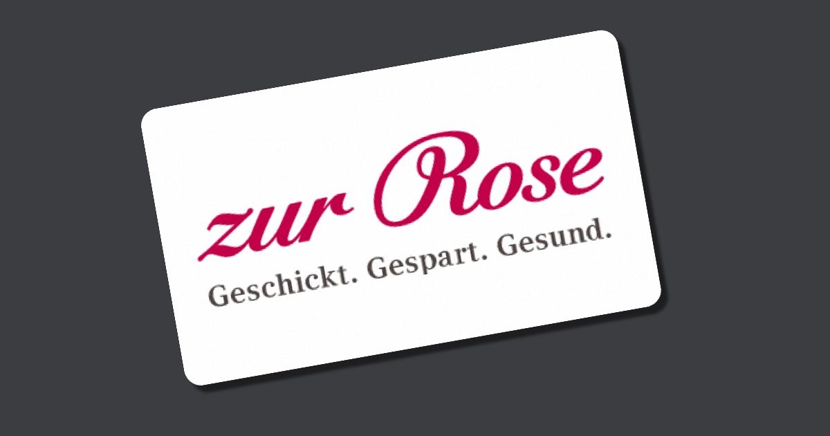 Zur Rose Apotheke Gutschein
